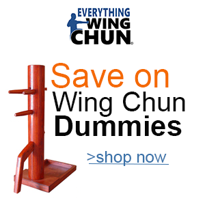 Wing Chun Wooden Dummies