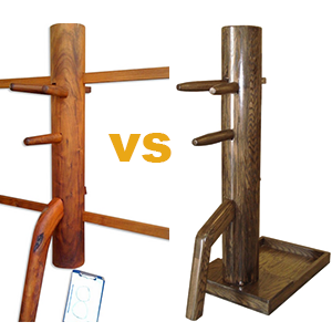 mounted-vs-free-standing-wooden-dummy